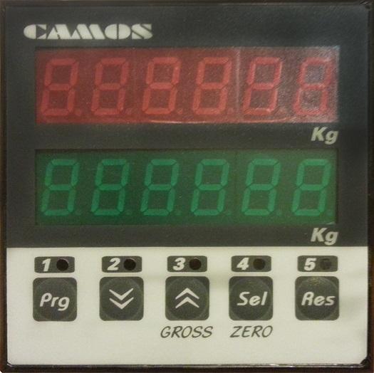 کنترلر توزین کاموس صنعت